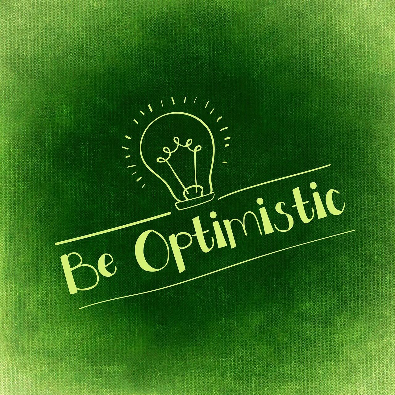 Día 2 –  ¡Persevera en tu optimismo!