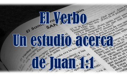 Preguntas y Respuestas Juan 1:1-3 By Luis Adriano Barros