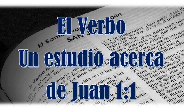 Lecciones en PDF sobre Juan 1:1 por Luis Adriano Barros.