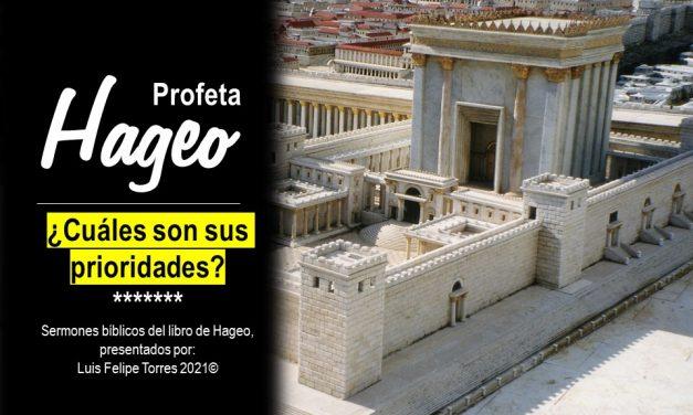Profeta Hageo