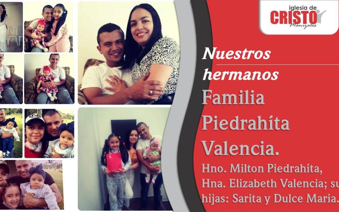Familia Piedrahíta Valencia